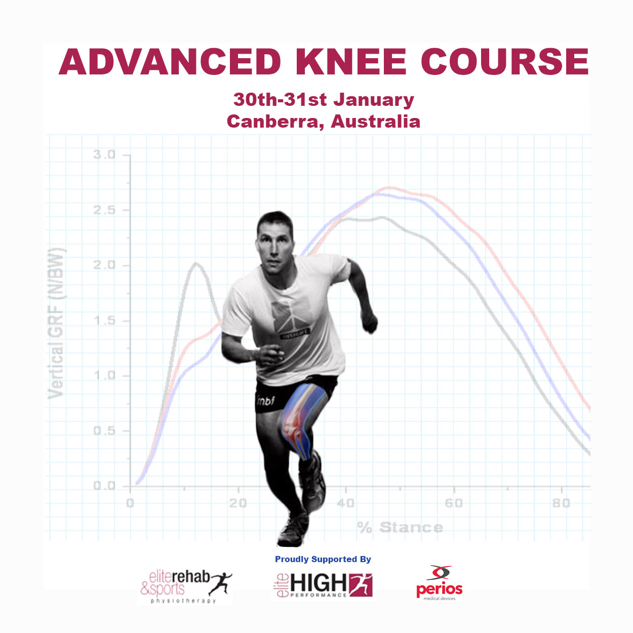 APA Accredited Advanced Knee Course For Physiotherapists